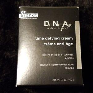 DR BRANDT Time Defying Cream 1.7 fl oz